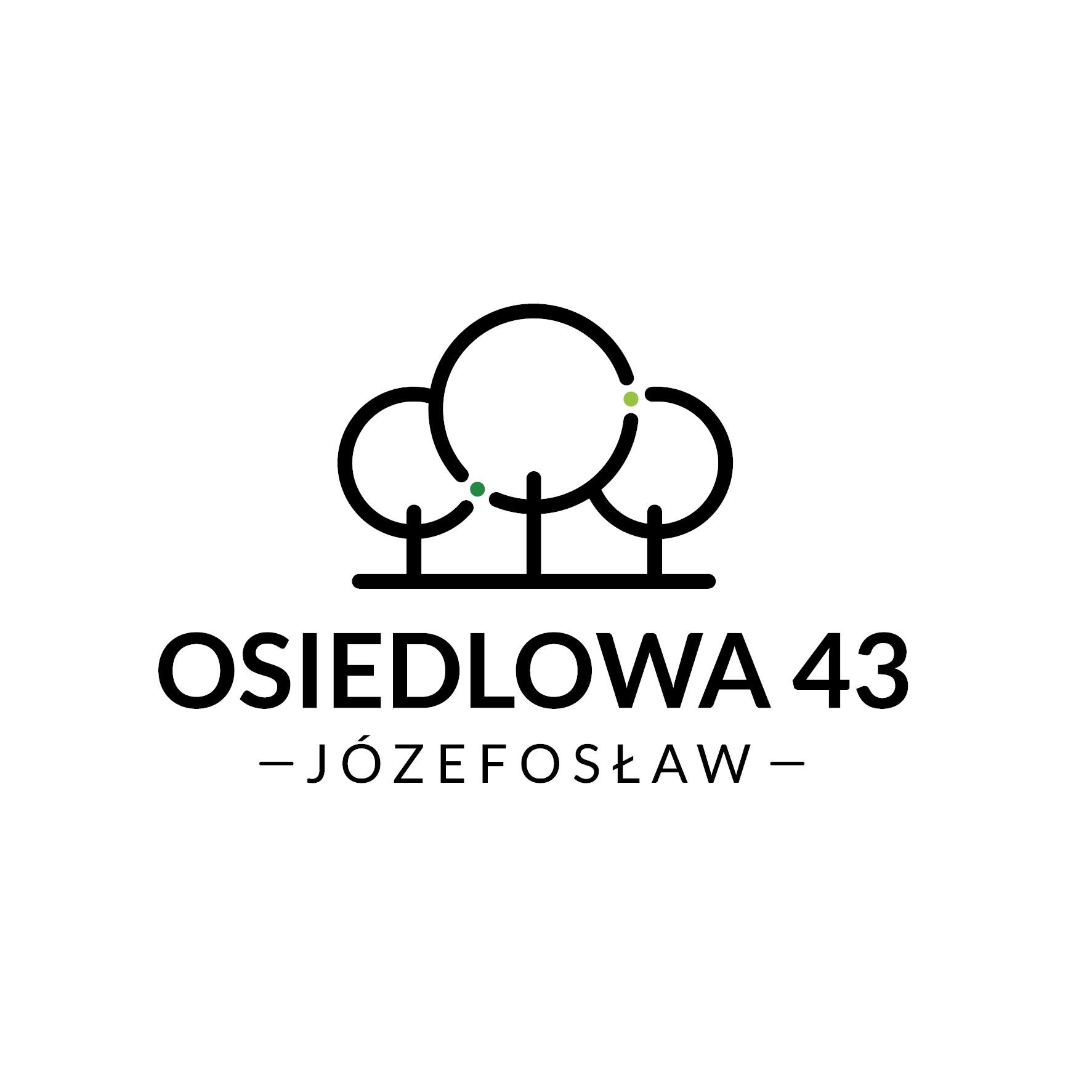 Nowoczesne Osiedle - Osiedlowa 43